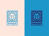 Booqqie [ Logo Design ]
