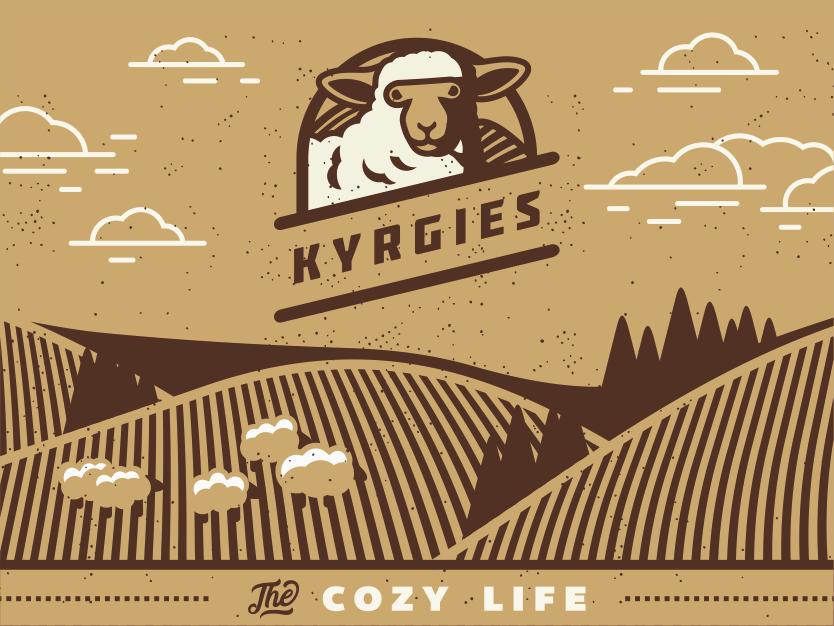 Shoe Box Design for Kyrgies