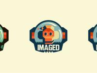 Imaged logo design