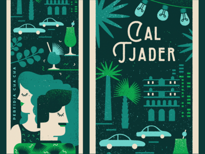 Cal Tjader Poster [ Final Version ]