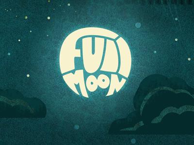 Full Moon & Vegas Grocery (wip) adline brassai szende illustration web full moon vegas grocery city lights star las vegas sky night stars