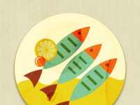Summer icons ... wip