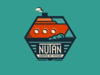 Nutan - Agence de voyage (navire)
