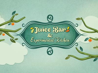 Juice bar   experimental kitchen 2