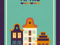 2013 Calendar (Dutch Houses - April) Wip
