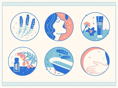 Illustrations for Infographic Design