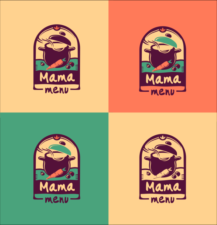 Mama menu m