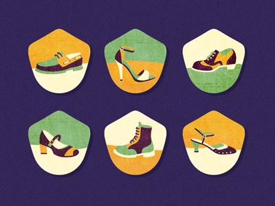 Icons (shoes) buckle adline brassai szende shoes icons shoe sandals boot boots shoelace