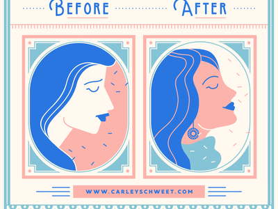What is CBD ? [infographic design] calm women oil nature plant cannabis hemp