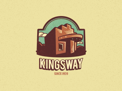 The kingsway logo design4