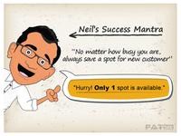 Neil Patel Biography