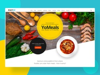 FATbit Product Page YoMeal