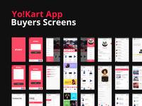 Yo!Kart App For Buyers