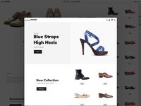 Yo!Kart Theme For Selling Shoes