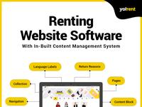 Yo!Rent Renting Website Software