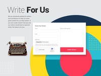 """Yo!Kart """"Write For Us"""" Page"""