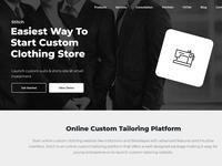 Stitch - Custom Clothing Online Store