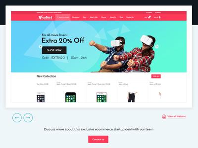 Multi Vendor Ecommerce System  Yo!Kart