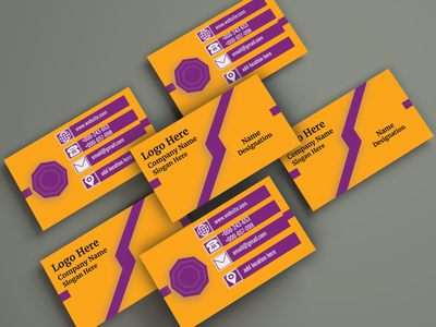 Modern and Luxury Business Card Design businesscard businesscarddesign