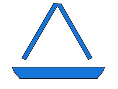 Aloha Boat Logo Concept logodesign logo design logo