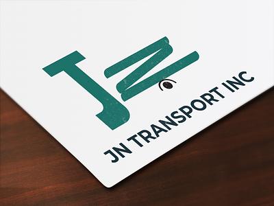 Minimalist Transport Logo Concept logodesign logo design logo