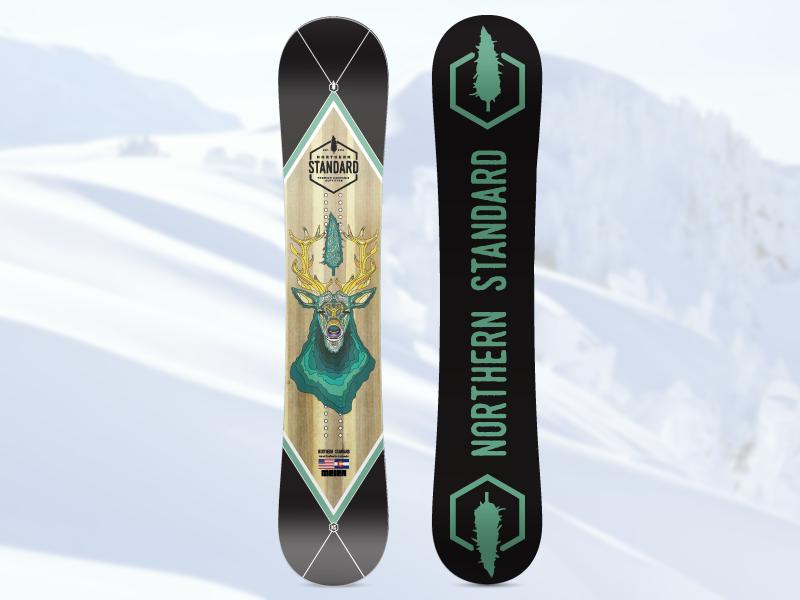 Ns snowboard