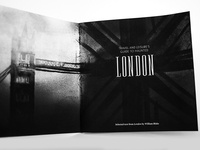 Haunted London Title Spread