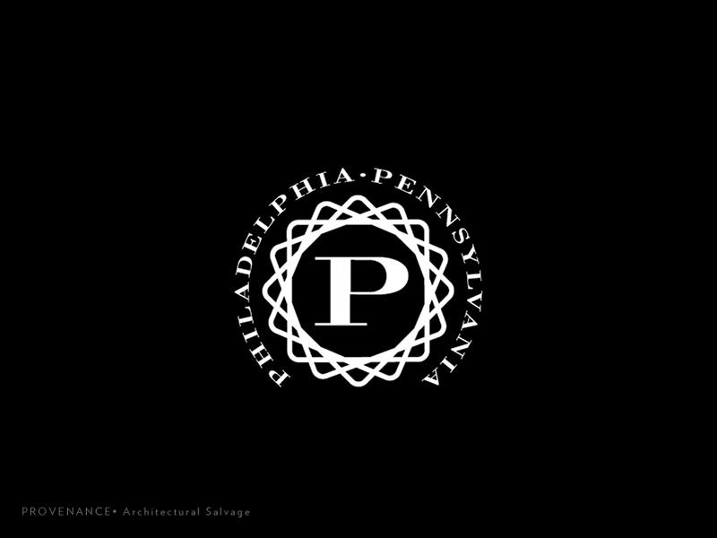 Prov Logo 10 type salvage rebrand monogram mark logotype logo lines identity icon exploration brand