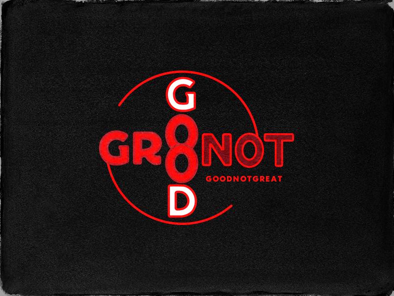 Side Gig logo national bad garbage type enamel dot texture line logo pin