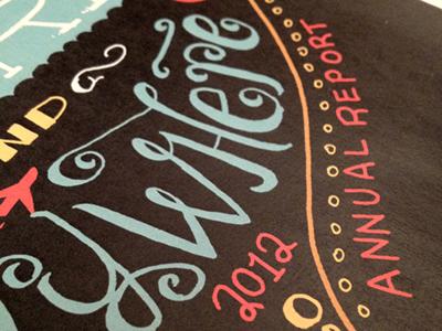 Some New stuff typography illustration