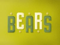 Bears Type