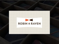 Final Robin & Raven Business Card