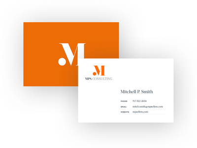 Mps Business Cards