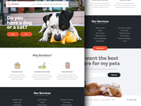 Barkdoc Website