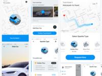 Sparkle Your Car Mobile App - Car Wash on Demand