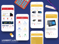 Mobile Ecommerce Experience Design for Saudi's Largest Retailer