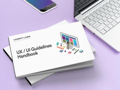 UX UI Guidelines Handbook