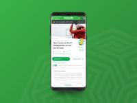 Halayalla app activity page