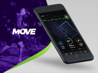 Move 🏃♂️🏃♀️ (Fitness Tracker)