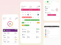 Vacation manager UI concept
