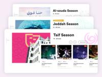 Saudi Seasons