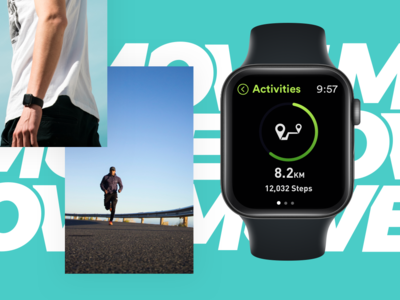 Move Watch App
