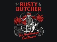 Rusty Butcher - The Nightmare Continues