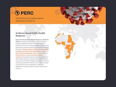 PERC identity logo identity