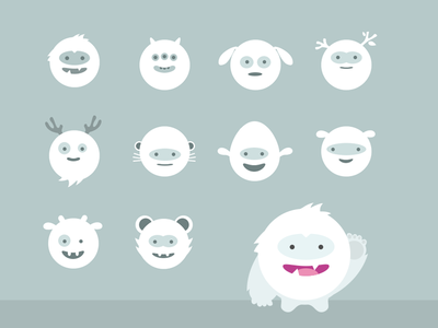 Snowball User Icons