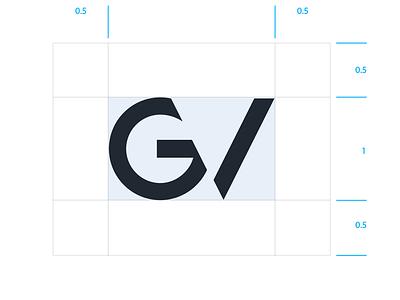 GV Logo googleventures vc gv brand logo