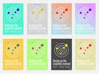 Design as the Scientific Method: Poster