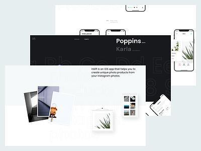 inkifi — iOS app clean ui uidesigns ux uidesign mobile app minimal ui design