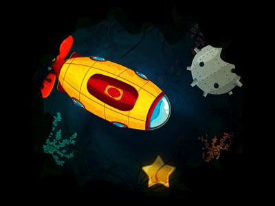 Underwater Adventures Game