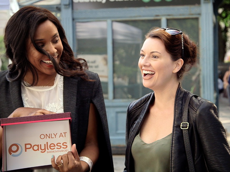 Payless ShoeSource Comfort Digital Ad